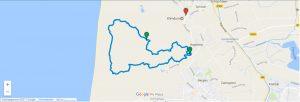 Mountainbike huren parcours Schoorl