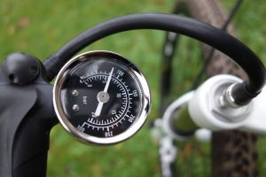 pomp voorvork mountainbike
