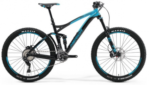 Soorten Mountainbikes AM All Mountain mountainbikes