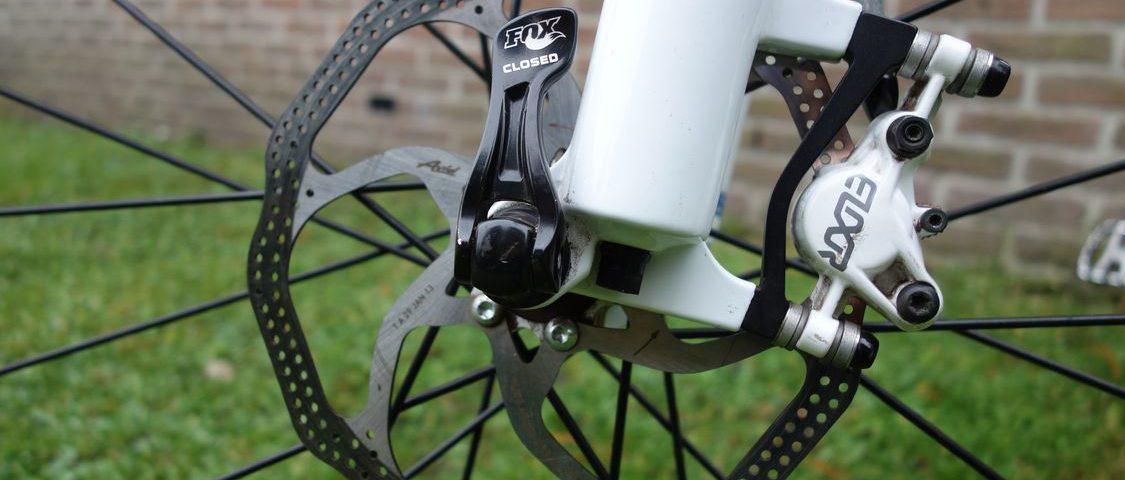 Mountainbike hydraulische schijfrem