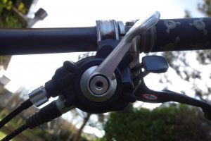 Mountainbike shifter
