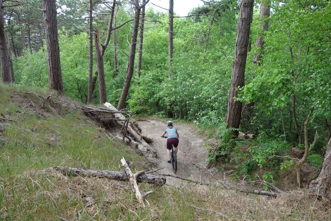 mountainbike verhuur schoorl gevaarlijkste afdaling